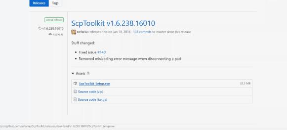 Download ScpToolkit.exe