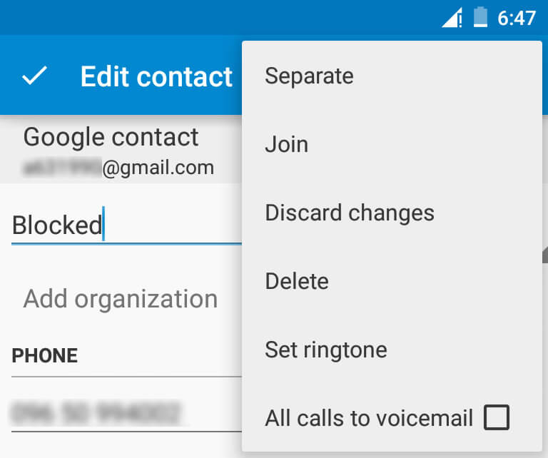 How to Block Calls on Android?