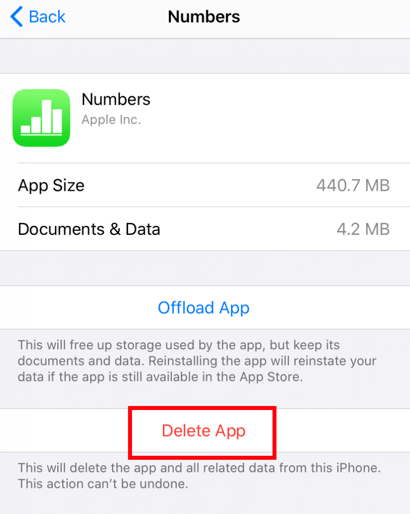 How To Clear iPhone App Cache?