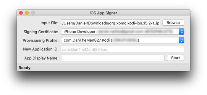 install Kodi on Apple TV