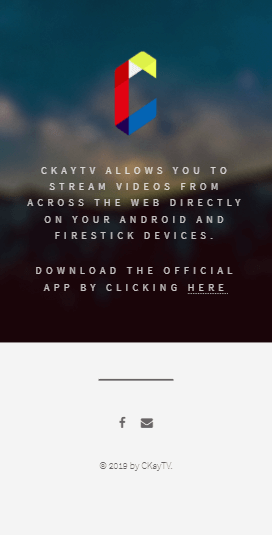 Download CKayTV apk for Android