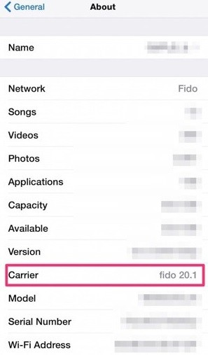 Select Carrier