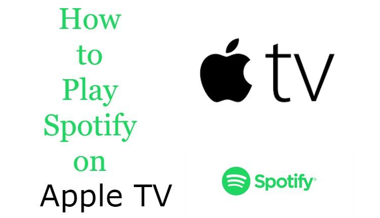 Spotify on Apple TV