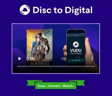 Disc to Digital program