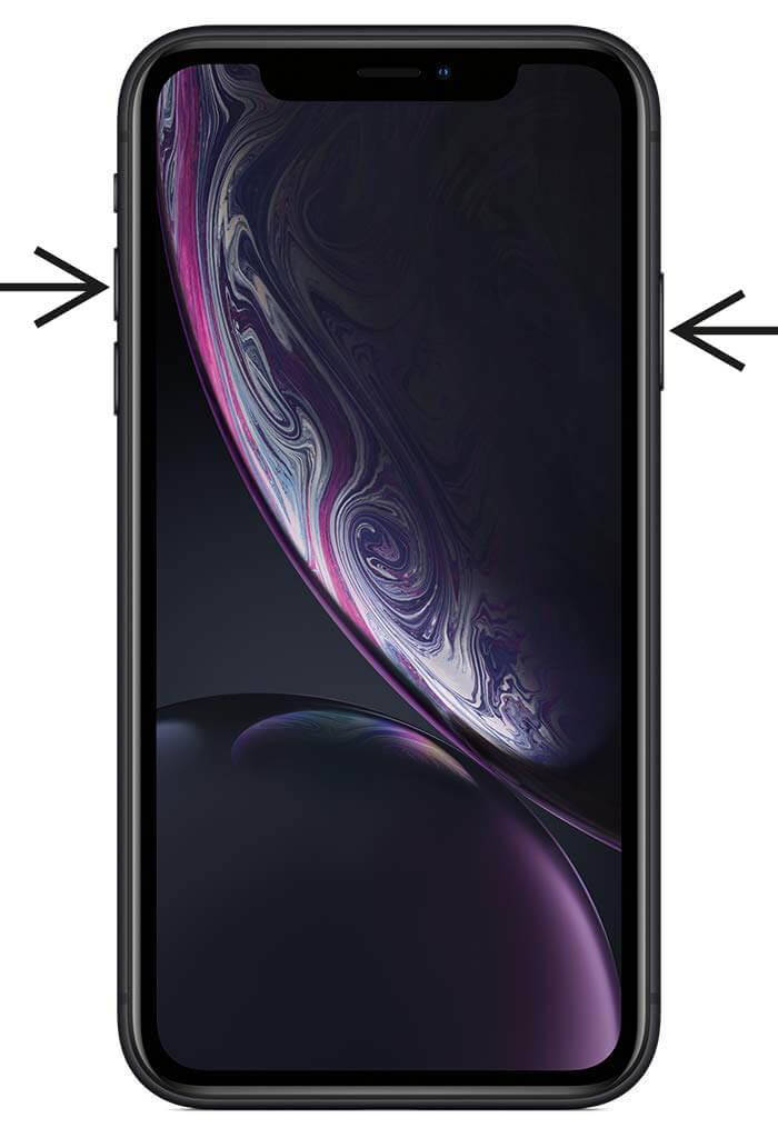 How to Take Screenshot on iPhone X