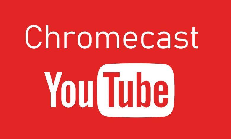 Chromecast YOuTube