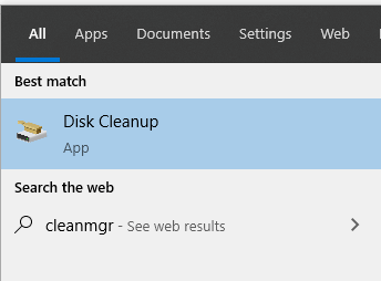 Clear Cache on Windows