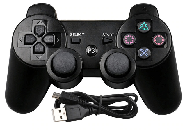 Connect Dualshock 3 to PC