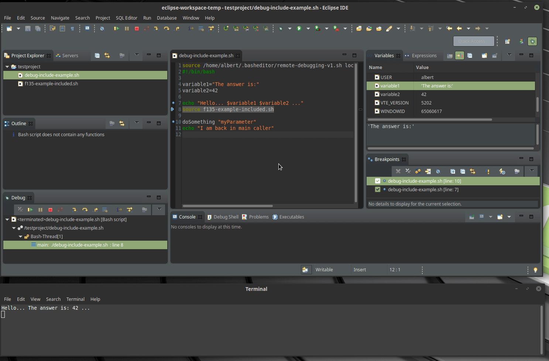 Ecplise - Best Text Editor for Ubuntu