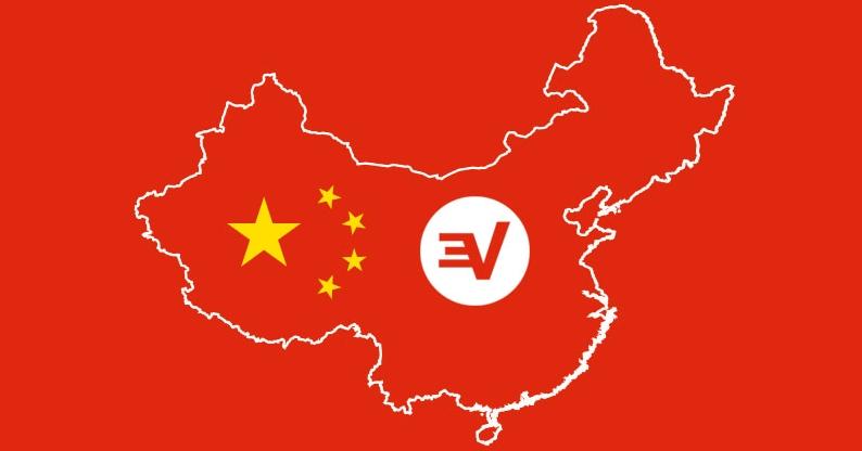 VPN on China