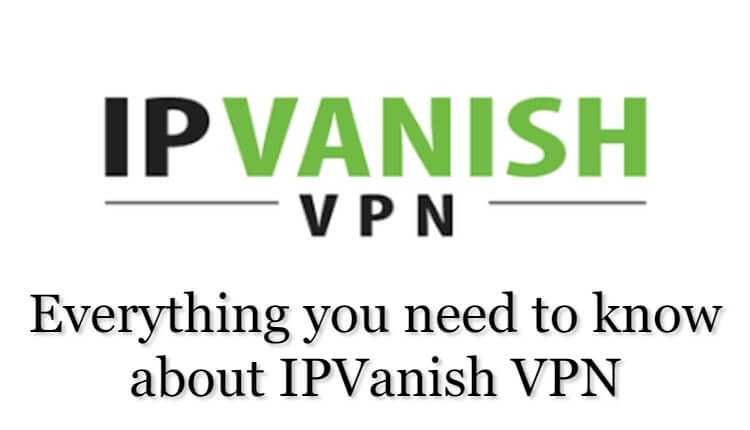 VPN Ip Vanish Tech Specs