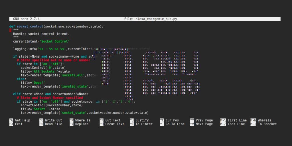 Nano Editor - Best Text Editor for Ubuntu