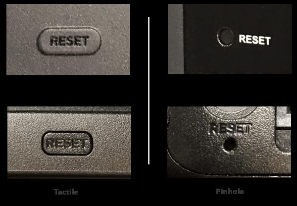 Reset Roku Button