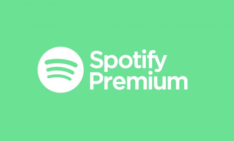 Spotify Premium on iPhone