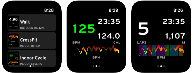Fitness Apps for Apple Watch