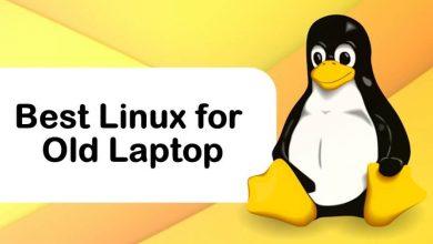best linux for laptop