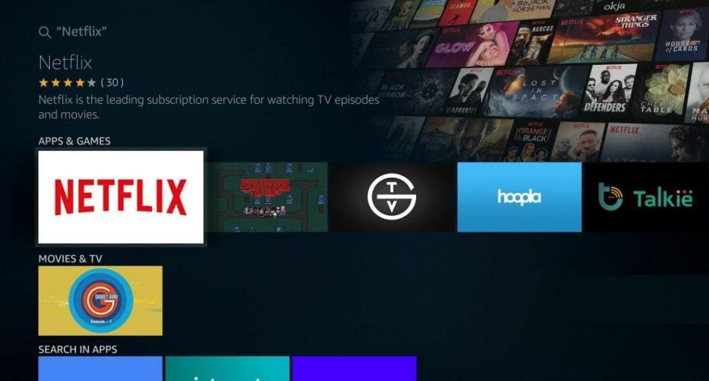 How to Install Netflix on Firestick?