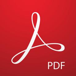 Adobe Acrobat Reader: PDF Editors for iPad