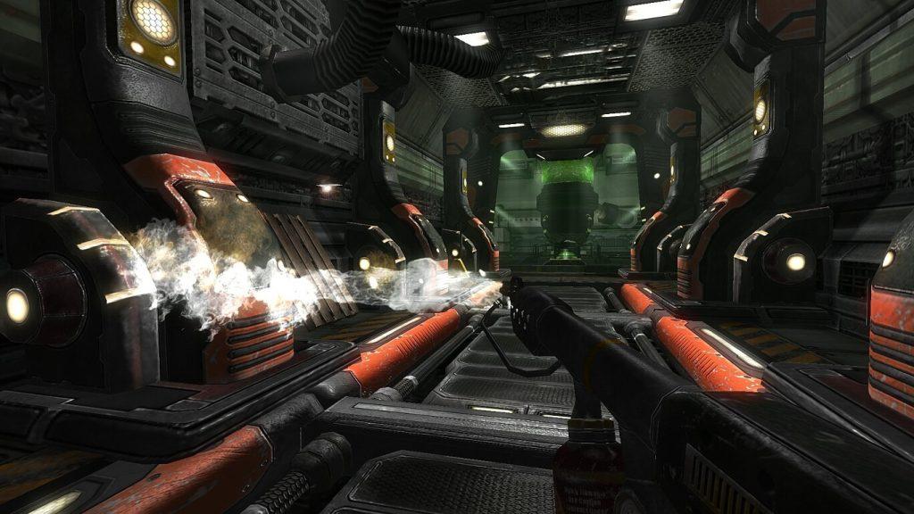 Alien Arena: Warriors Of Mars - Best Games for Linux