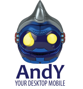 Andyroid Android Emulator for PC Windows