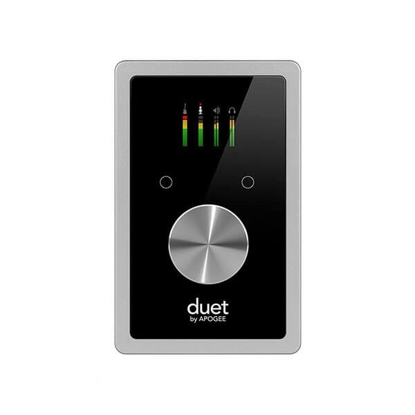 Apogee Duet - Best Audio Interface for Mac