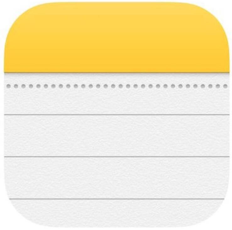 Apple Note taking app for mac