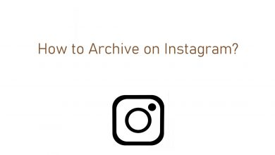 Archive on insta
