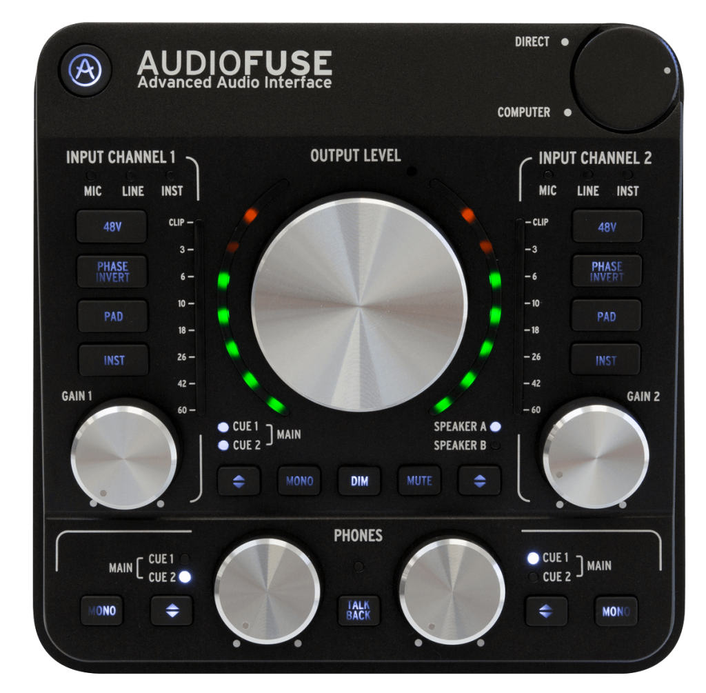 Arturia Audio - Best Audio Interface for Mac