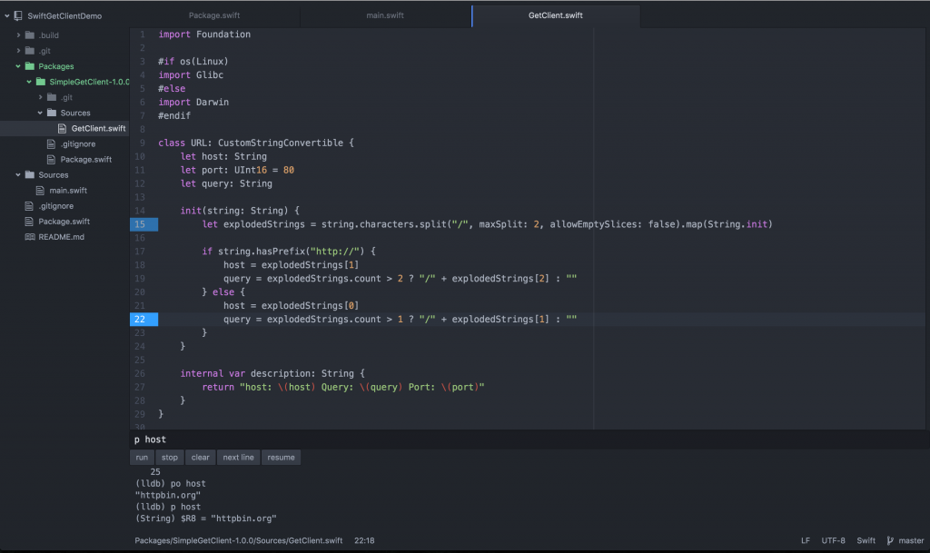 Atom - Best Text Editor for Mac