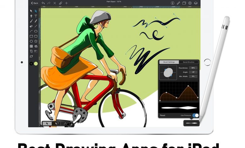 Best Drawing Apps for iPad