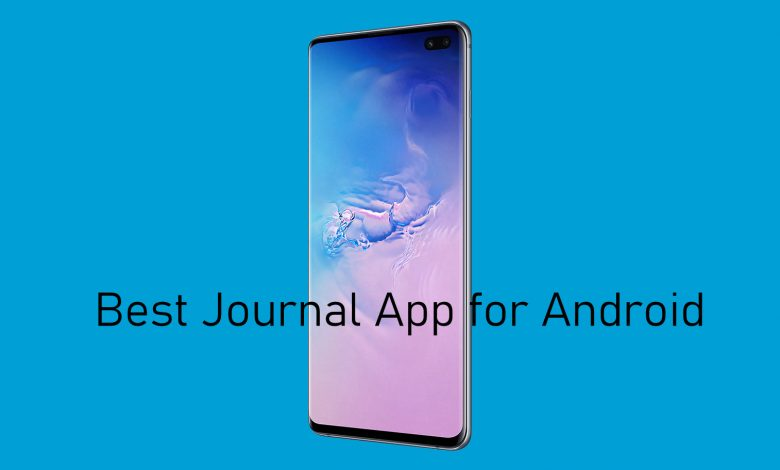 Best Journal app for Android