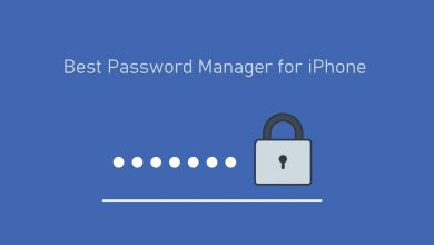 Best Password Manager for iPhone
