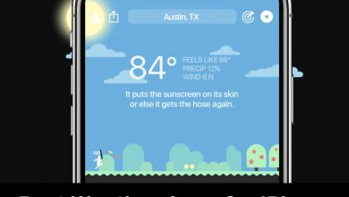 Best Weather Apps for iPhone