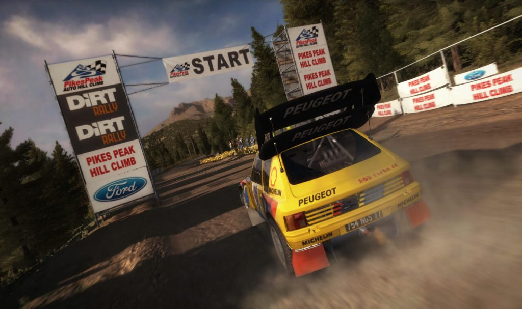 Dirt Rally - Best Games for Linux