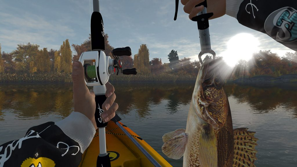 Fishing Planet - Best Games for Linux