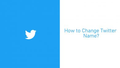 How to Change Twitter Name
