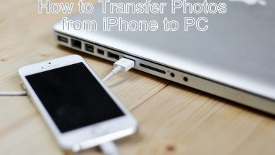 How to Transfer Photos from iPhone to PC (1)