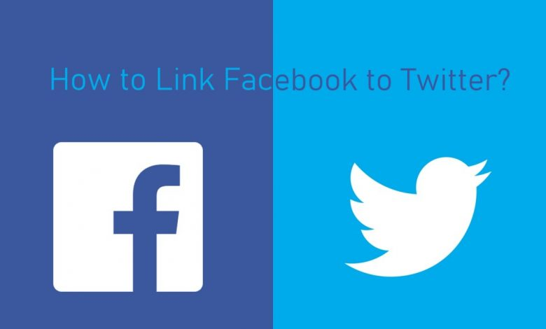 How to link Facebook to Twitter?