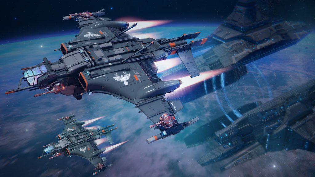 Star Conflict - Best Games for Linux