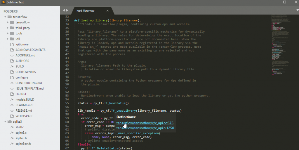 Sublime Text 3 - Best Text Editor for Mac