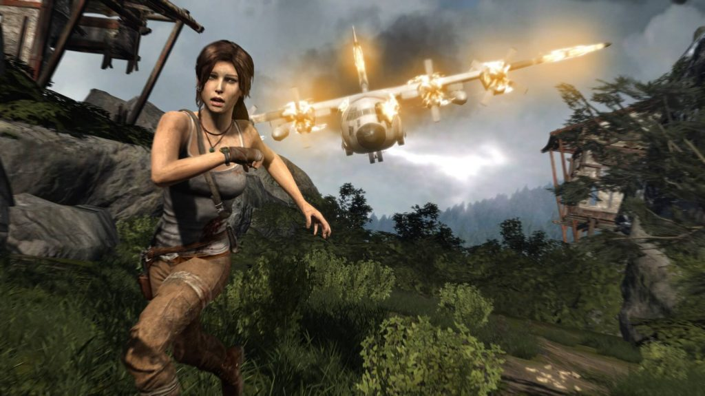 Tomb Raider - Best Games for Linux
