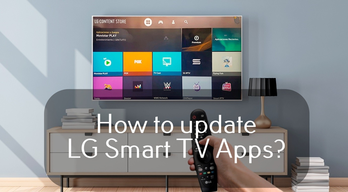 How to Update LG Smart TV Apps 2020 - TechOwns