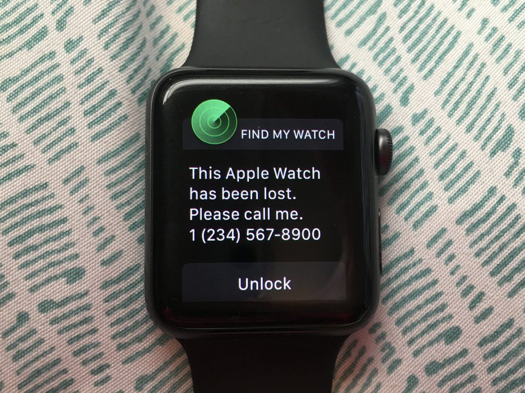 How to find Apple Watch using iPhone