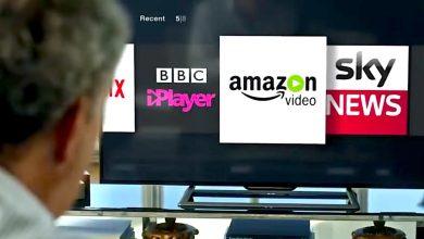 Amazon Prime on Toshiba Smart TV