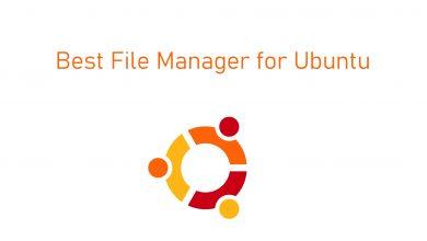 Best File Manager for Ubuntu