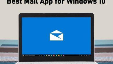 Best Mail App for Windows 10