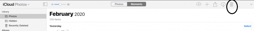 Delete Photos from iPhone on Mac