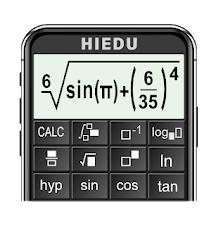 HiEdu Scientific Calculator