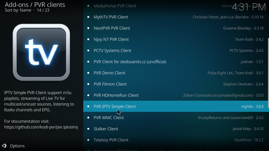 Watch IPTV on Xbox One