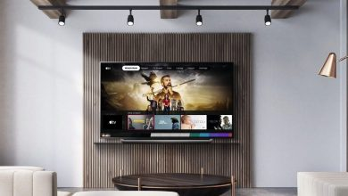 LG TV with Apple TV App